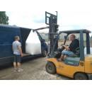 Мраморный щебень в биг-беге (фр. 20-40 мм.) 1000 кг. / 1 тонна.